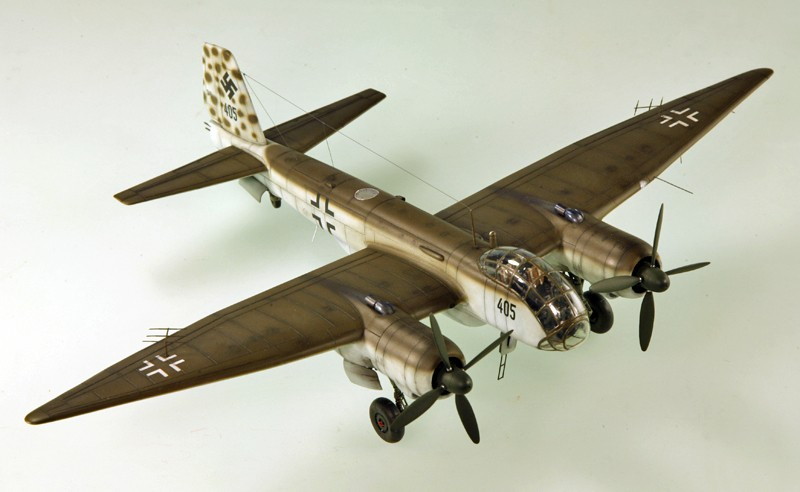 "Junkers Ju-388 L-1 ""Störtebeker"", Mai 1945.... (1:72 - Special Hobby) Img_4924"