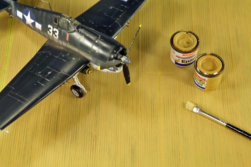 Grumman F6F-3 Hellcat - OTAKI 1/48ème Img_9827