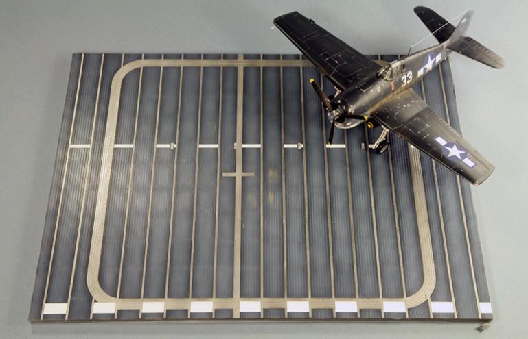 Grumman F6F-3 Hellcat - OTAKI 1/48ème - Page 2 Img_9913