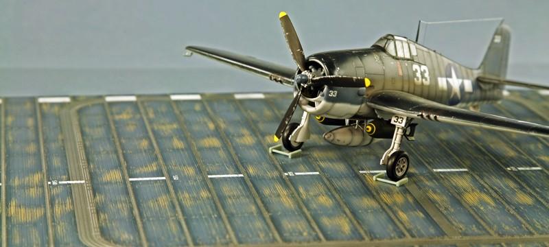 Grumman F6F-3 Hellcat - OTAKI 1/48ème - Page 2 Img_9934