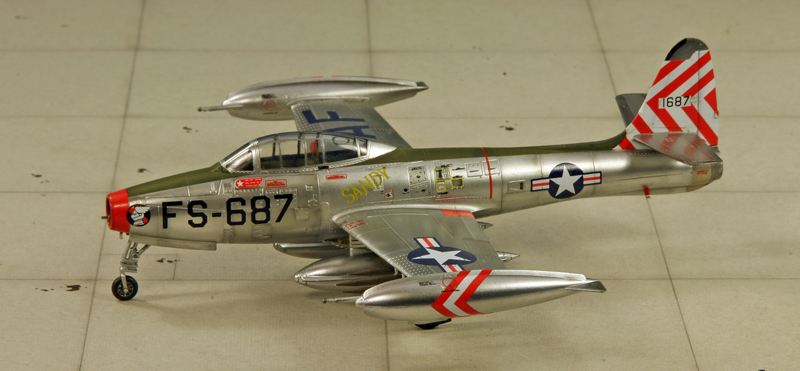"Republic F-84 E ""Thunderjet"" [1:72 - HobbyBoss] Img_9972"