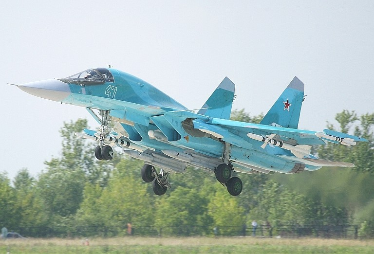 "Sukhoi Su-34 ""Fullback""  [1:72 - Revell] Napo-s10"