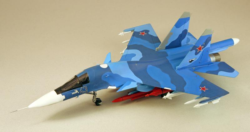 """Sukhoi Su-34 """"Fullback""""  [1:72 - Revell] Su-34_11"""