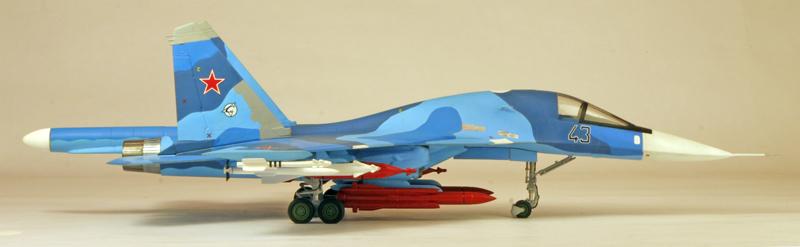 """Sukhoi Su-34 """"Fullback""""  [1:72 - Revell] Su-34_14"""