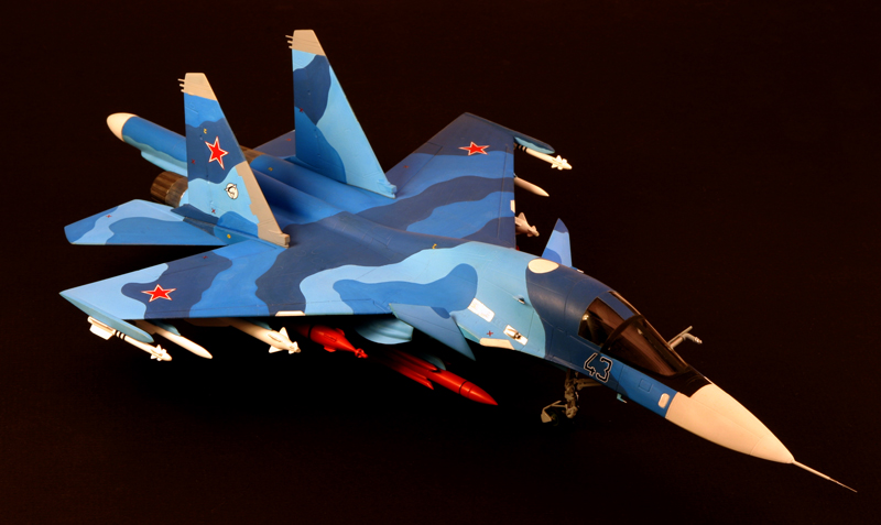 """Sukhoi Su-34 """"Fullback""""  [1:72 - Revell] Su-34_15"""