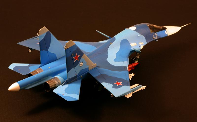 """Sukhoi Su-34 """"Fullback""""  [1:72 - Revell] Su-34_16"""