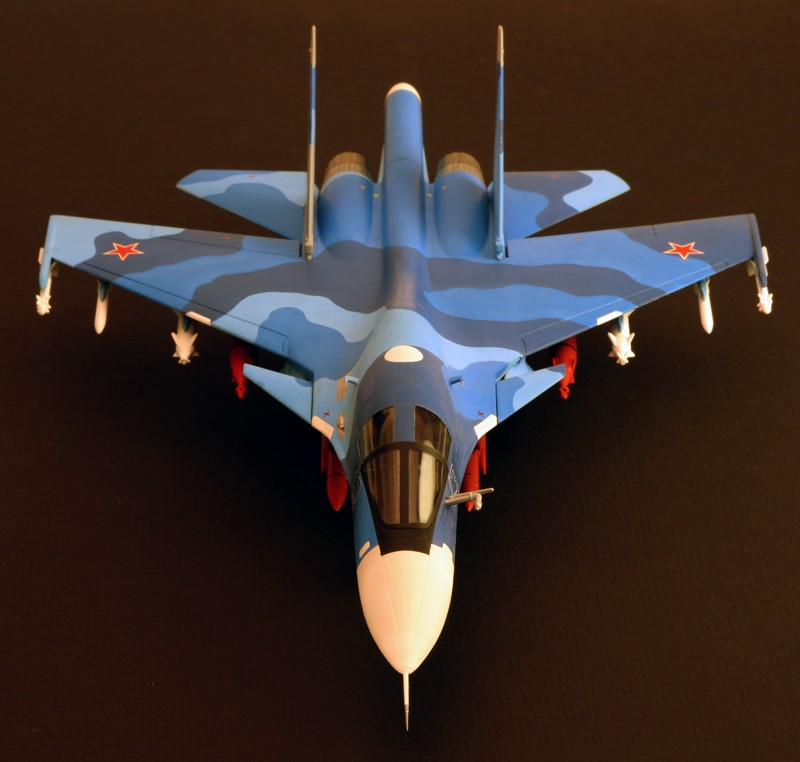 """Sukhoi Su-34 """"Fullback""""  [1:72 - Revell] Su-34_17"""