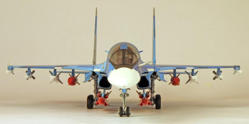 """Sukhoi Su-34 """"Fullback""""  [1:72 - Revell] Su-34_20"""