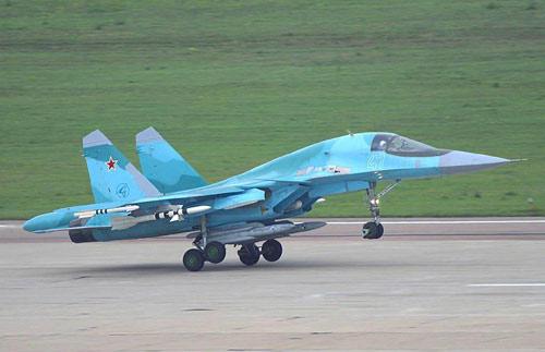 """Sukhoi Su-34 """"Fullback""""  [1:72 - Revell] Su34-010"""