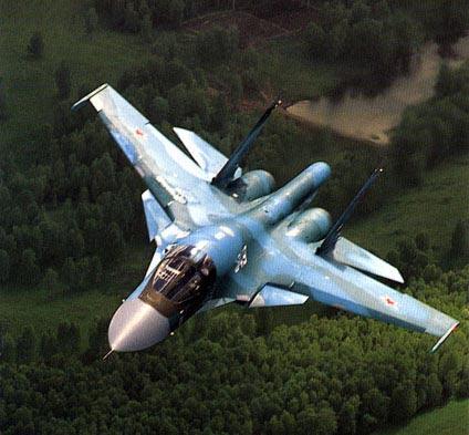 """Sukhoi Su-34 """"Fullback""""  [1:72 - Revell] Su3410"""