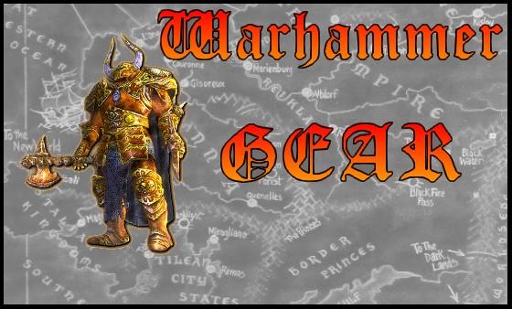 Warhammer Gear
