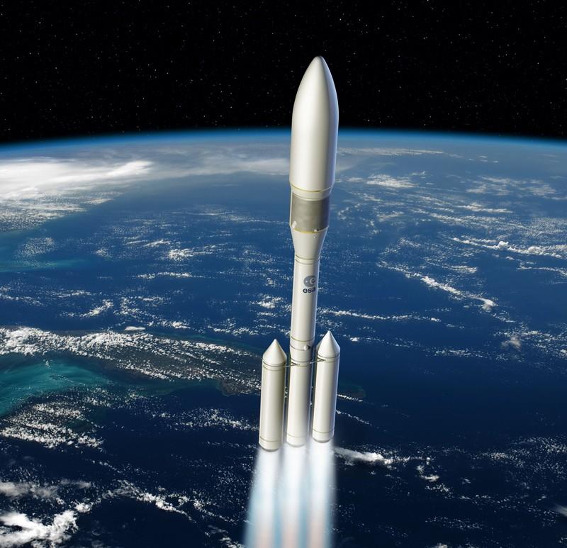 Un faible coût, tous les pays européens, le lanceur habité.  - Page 2 Ariane11