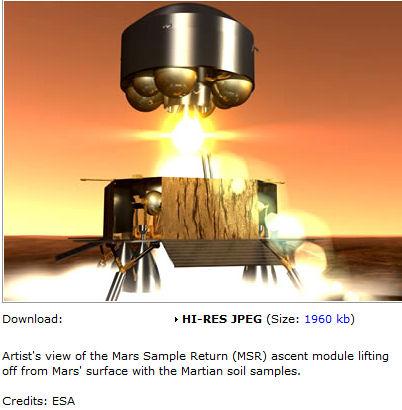 "Préparation du rover Mars 2020 ""Perseverance"" Dacoll10"