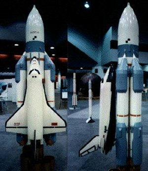Rapport masse de la charge utille/masse des fusées russes Energi10