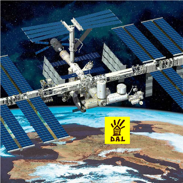 la NASA envisage-t'elle d'évacuer l'ISS ? Iss_da10