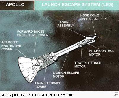 Tour d'éjection de Orion : le banc d'essai est prêt Launch10