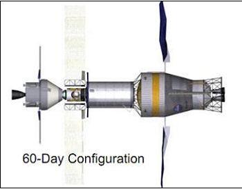 Des propositions pour l'habitat spatial de missions BEO Vaisse10
