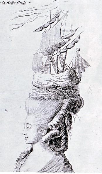 Les coiffures au XVIIIe siècle  Coiffu22