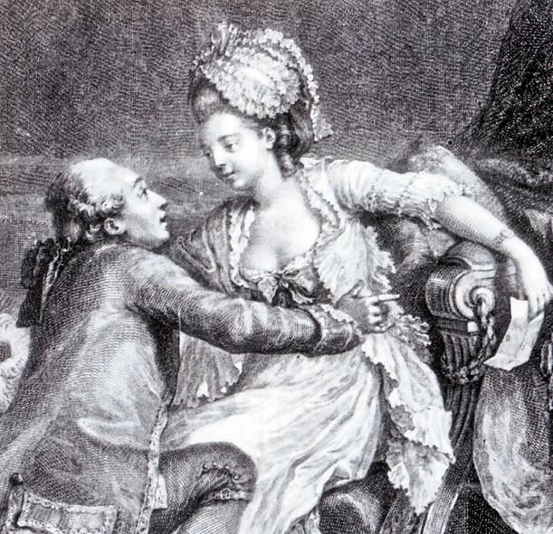 Les coiffures au XVIIIe siècle  Coiffu24