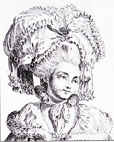 Les coiffures au XVIIIe siècle  Coiffu25