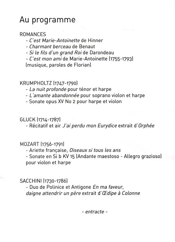 La petite musique de Marie Antoinette Concer11