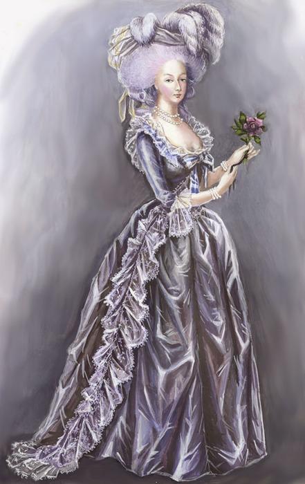 Portrait à la Rose d'Elisabeth Vigée Lebrun - Page 6 Mala_r10