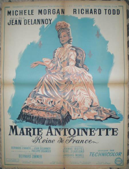 Marie Antoinette avec Michèle Morgan (Delannoy) - Page 3 Mariea10