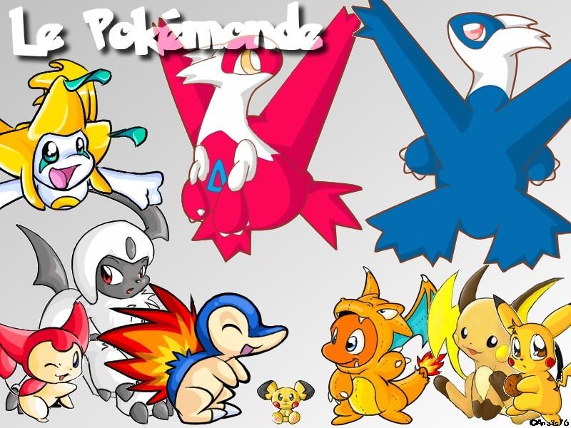 Pokémonde