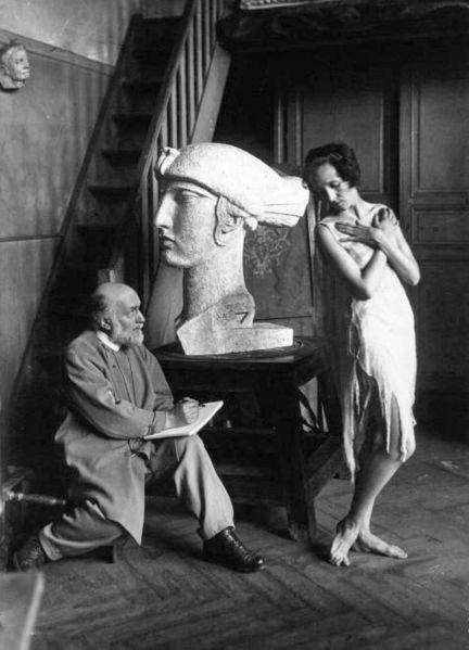 Antoine Bourdelle (sculpteur) 432px-10