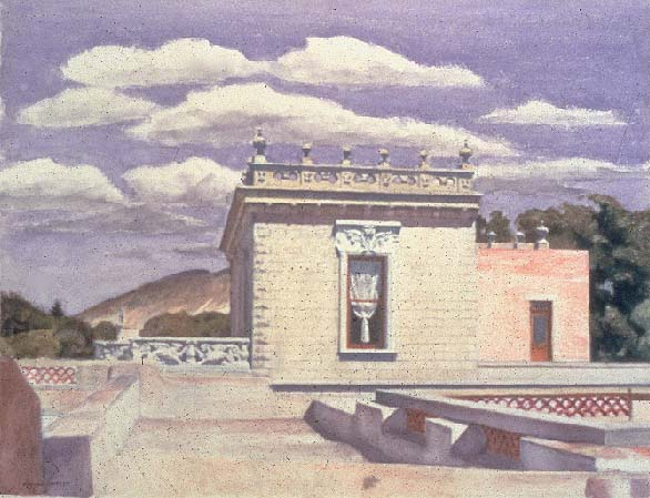 Edward Hopper [Peintre] 8am1110