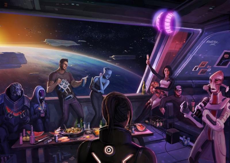 "Mass Effect ""For Fun"" 52468110"