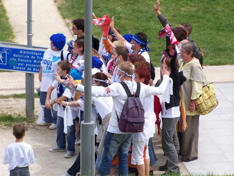 Bravo aux supporters de la Chorale de Roanne! 100_1717