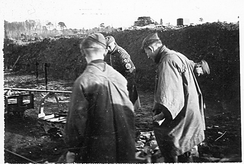 Pleurtuit, Ille-et-Vilaine, 1940-41 0211