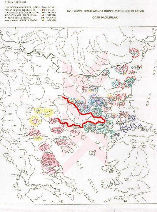 Rumeli'de Türklerin İlk Yerleşmesi Balkan10