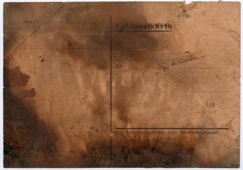 Documents de fouille / Festung Gironde F_corr10