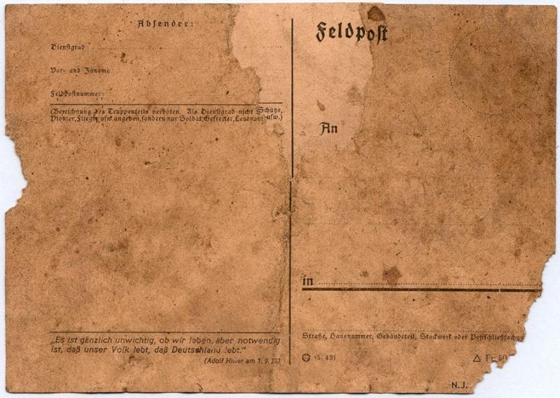 Documents de fouille / Festung Gironde F_corr11