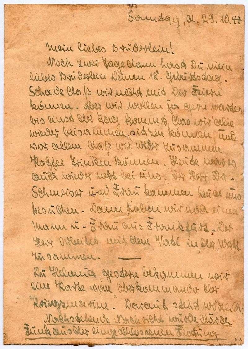 Documents de fouille / Festung Gironde F_corr18