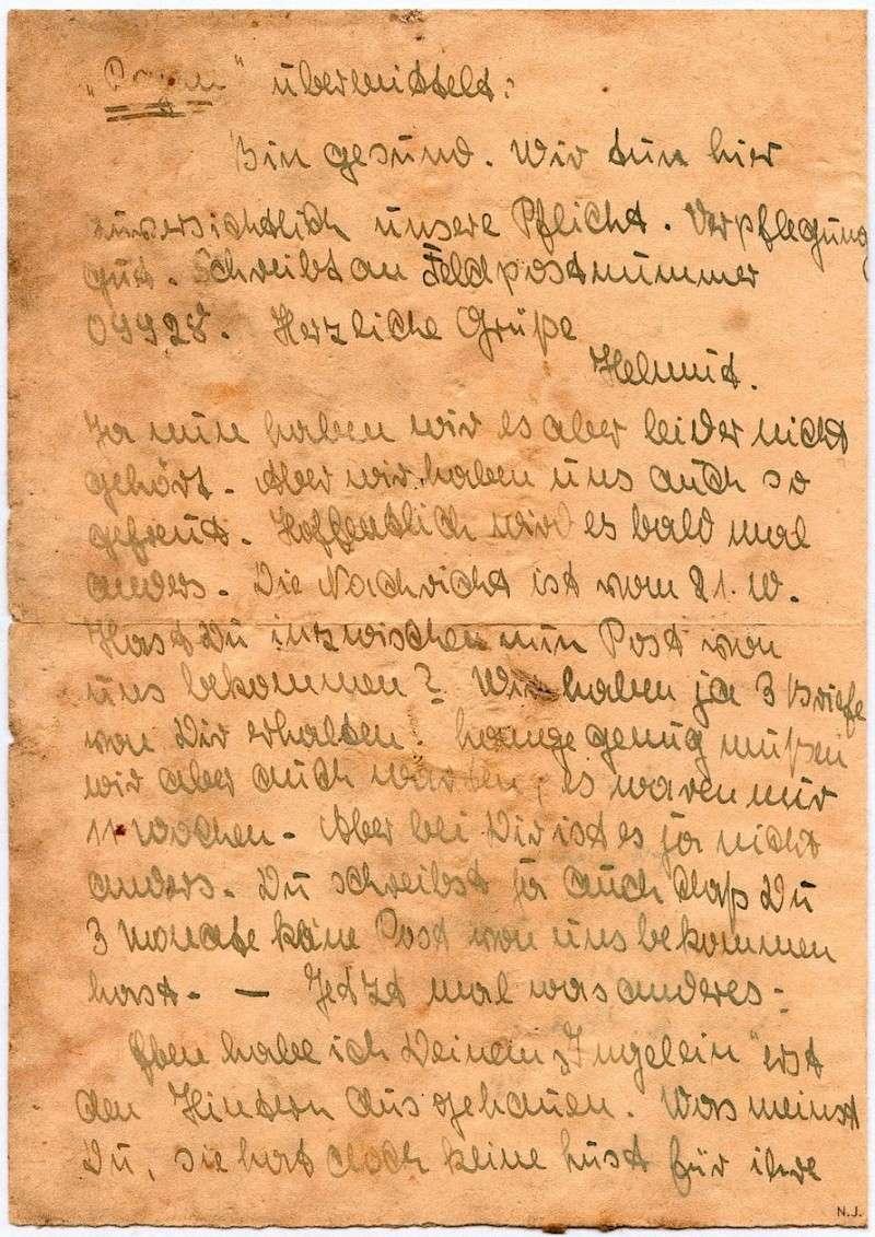 Documents de fouille / Festung Gironde F_corr19