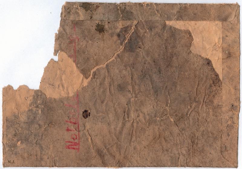 Documents de fouille / Festung Gironde F_doc_14