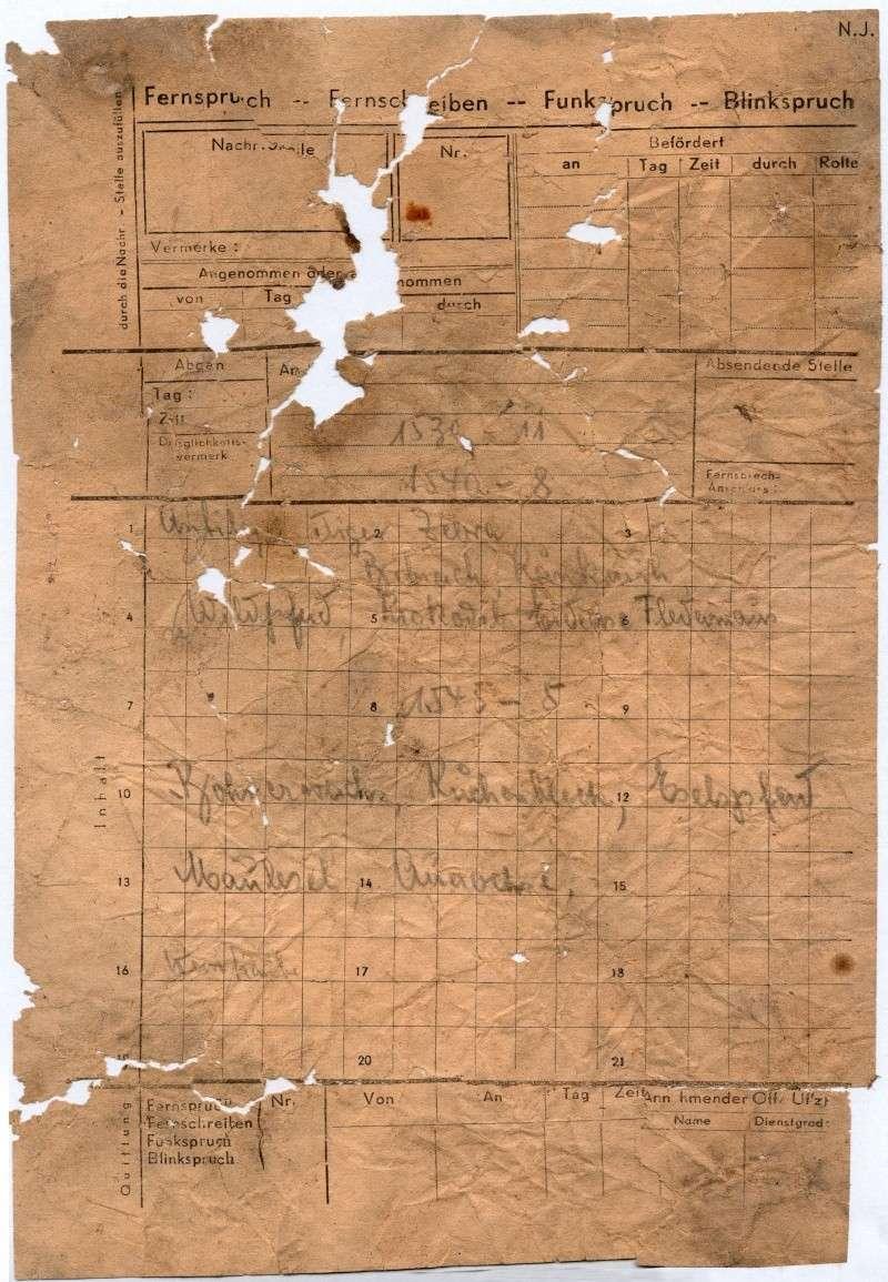 Documents de fouille / Festung Gironde F_doc_16
