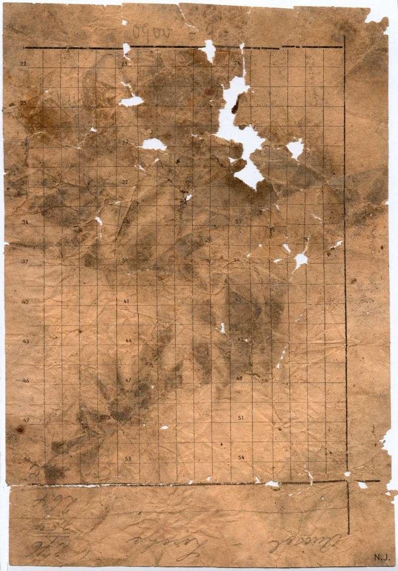 Documents de fouille / Festung Gironde F_doc_17