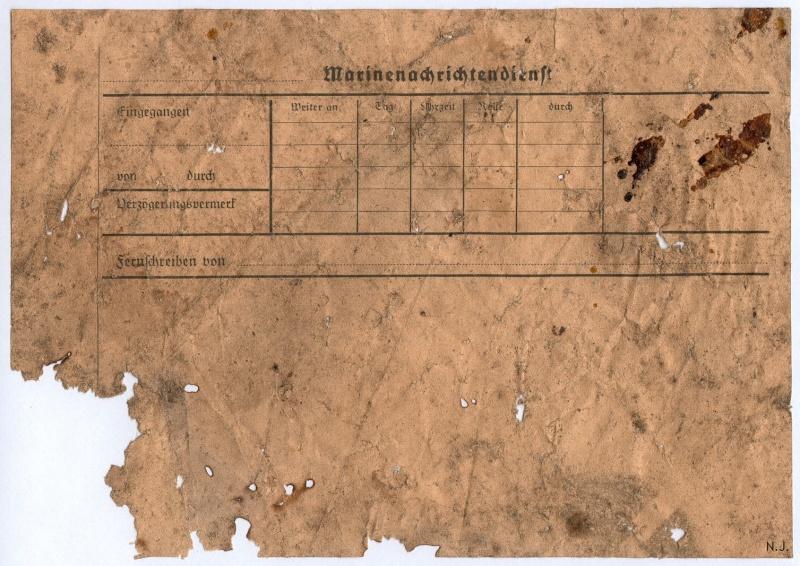 Documents de fouille / Festung Gironde F_doc_18