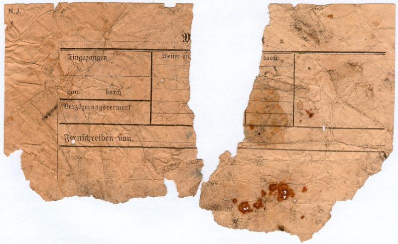Documents de fouille / Festung Gironde F_doc_20