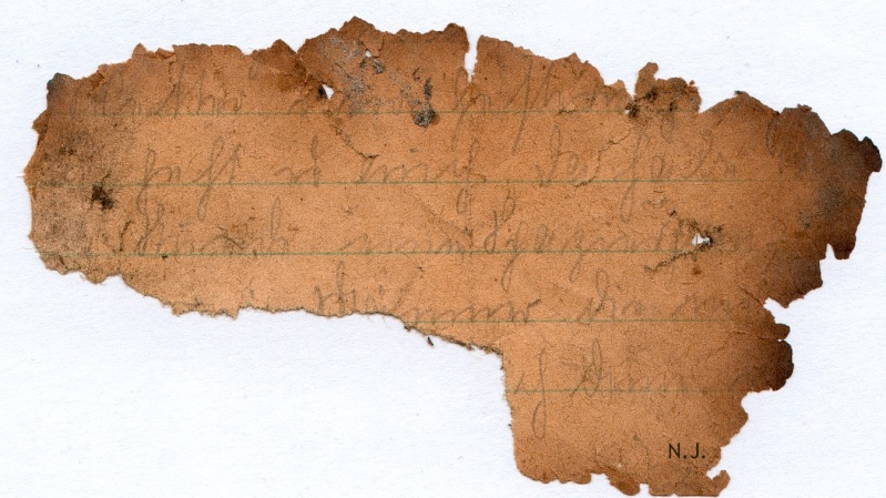Documents de fouille / Festung Gironde F_doc_32