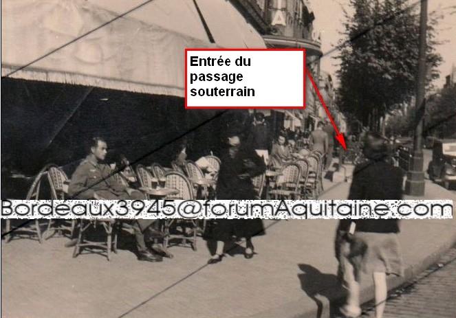 "Les souterrains de la place Gambetta ( ""Gambatta Platz"") Gambet13"