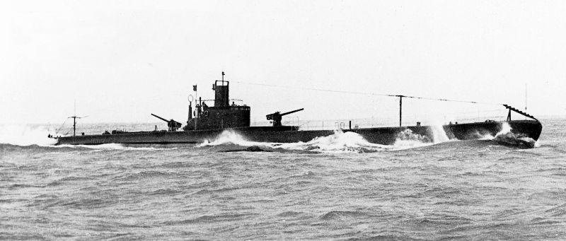 Sous marin OTARIA Kgrhqr10