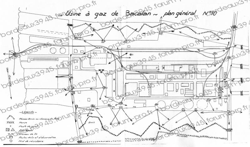 Un exemple de défense de site ... La RMGE de Bacalan Plan_110