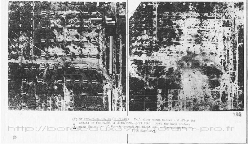 Bombardements de Saint medard en jalles Avril 1944 Sans_n18