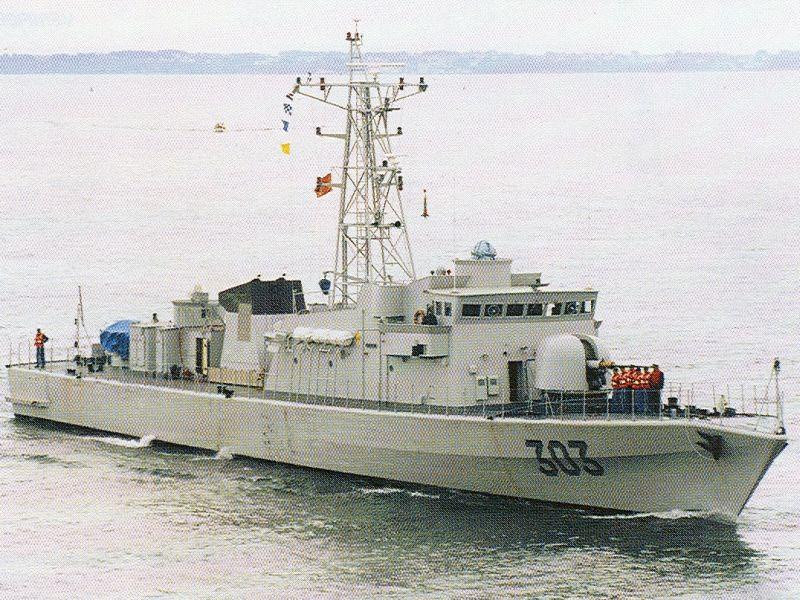 [nouvelles & photos] La Marine Royale Marocaine 303tri11