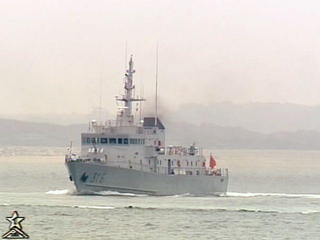 [nouvelles & photos] La Marine Royale Marocaine 316_el11